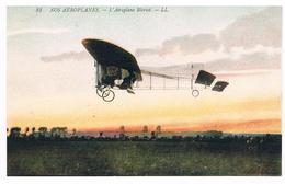 CPA : Nos Aéroplanes  - L' Aéroplane Blériot - ....-1914: Précurseurs