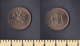 Jamaica 1 Cent 1973 - Jamaique