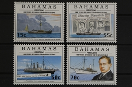 Bahamas, Schiffe, MiNr. 904-908, Postfrisch / MNH - Bahamas (1973-...)