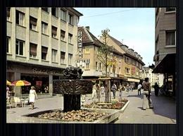 Bensheim, A. D. Bergstraße, Brunnen In Der Fußgängerzone - Allemagne