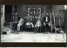POPERINGE (W.-Vl.) - Molen/moulin - De Verdwenen Hondenmolen Van Bailleu. Zeldzame Opname Voor 1936. - Poperinge