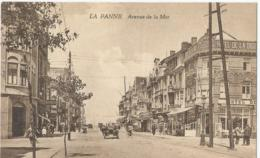 De Panne - La Panne - Avenue De La Mer - Edit. Dorigato - De Panne