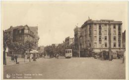 De Panne - La Panne - Avenue De La Mer - Zeelaan - Ern. Thill Série 9 No 72 - De Panne