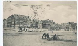 De Panne - La Panne - Digue Et Plage - Préaux à Ghlin - Edit. Pietro Dorigato - 1912 - De Panne