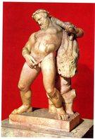 Ercolano. Casa Dei Cervi, Ercole Ebbro. Herculanum. Villa Cervi, Hercule Ivre. Drunk Hercules. Betrunkener Hercules. - Ercolano