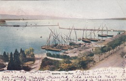 GENEVA , Switzerland , 1907 ; Le Port - GE Geneva