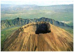 Vesuvio. Cratere Attuale. Vésuve. Cratère Actuel. Present Crater. Gegenwärtiger Krater. - Altre Città