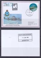 New Zealand 2006 Scott Base Antarctica Cover - Briefmarken