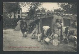 +++ CPA - Militaria - Armée Belge - Militaire - Cuistots Au Travail - NOORDSCHOOT  - NOORDSCHOTE - 1917   // - Lo-Reninge