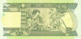 ETHIOPIA P. 52g 100 B 2015 UNC - Ethiopie