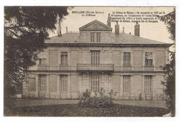 MOLLANS  LE CHATEAU - France
