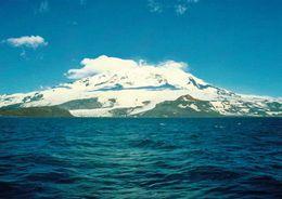1 AK Heard And McDonald Islands * Vulkan Big Ben Auf Der Insel Heard - Zu Australien - Seit 1997 UNESCO Weltnaturerbe * - Australie