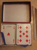 Mazzi Carte Da Gioco Assicurazioni Vittoria Anni 70 Mazzi Completi Pubblicitario - Ramino Burraco - Giochi Di Società