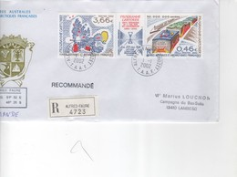 (TAAF) > 2002-09 ---LR N°336/37 CROZET 01-01-2002 - Terre Australi E Antartiche Francesi (TAAF)