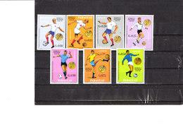 1978/84** Charnière Gagnants De La Médaille D'or En 1969 En Football Et Jeux Olympiques D'été De 1900-1968 - Paraguay