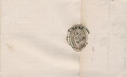 373/28 -- VIGNETTE / LABEL Regibo-Dureulx à LEUZE S/lettre TP 30 LEUZE 1876 - Commemorative Labels