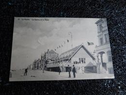 La Panne, Le Casino Et La Digue, Timbre 1909    (U6) - De Panne