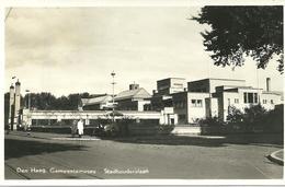 DEN HAAG - GEMEENTEMUSEU STADHOUDERSLAAN - Slogan Postmark - Received Aug 1947 - U.N.R.R.A. Mail Unit - Netherlands