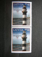 Lighthouses # Latvia Lettland Lettonie # 2005 MNH # Mi. 645DoDu - Lettonie
