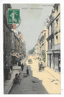 DOLE  (cpa 39)  Rue De Besançon   -  L 1 - Dole