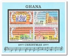 Ghana 1977, Postfris MNH, Christmas - Ghana (1957-...)
