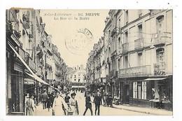 DIEPPE  (cpa 76)   La Rue De La Barre  -  L 1 - Dieppe
