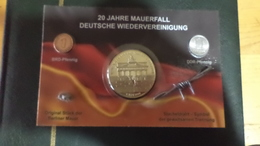 Coins 20 Years From The Berlin Wall - Germania