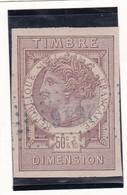 T.F. De Dimension N°43 - Fiscaux
