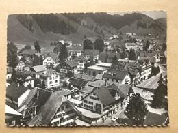 SWITZERLAND - ESCHOLZMATT Mit Dem Glugzeug Uber....LU 214 - 1962 - LU Lucerne