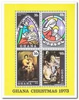 Ghana 1973, Postfris MNH, Christmas - Ghana (1957-...)