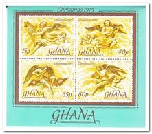 Ghana 1975, Postfris MNH, Christmas - Ghana (1957-...)