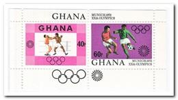 Ghana 1972, Postfris MNH, Olympic Games - Ghana (1957-...)