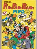 PIM PAM POUM PIPO N° SPECIAL 22 20 JUIN 1967 - Pim Pam Poum