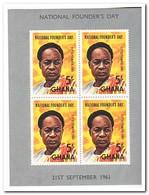 Ghana 1961, Postfris MNH, National Founder's Day - Ghana (1957-...)