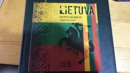 Set Coins Litva 2015 - Lituanie