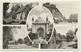 AK  Woking - Surrey