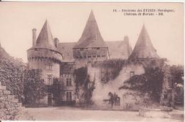 CPA - 14. Env De EYZIES Château De MARZAC - Autres Communes