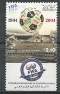 Israel 2004 (MNH) - FIFA Centenary - Soccer