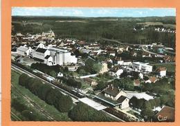 CPSM Grand Format - Mareuil Sur Ourcq   -(60.Oise) - Vue Générale Aérienne - Frankreich