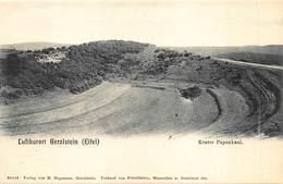 Allemagne  Germany       Luftkurort Gerolstein. (Eifel) Krater Papenkaul    X 5757 - Gerolstein