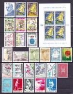 1963 Volledige Jaargang** (38 Zegels & 1 Blok,alle Postfris Zonder Scharnier).OBP 31,5 Euro. - Belgium