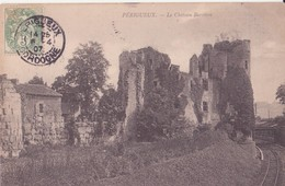 CPA - PERIGUEUX Le Château Barrière - Périgueux