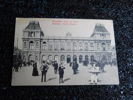 Bruxelles, Gare Du Nord (V6) - Spoorwegen, Stations