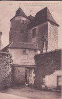 CPA - Château De MICHEL MONTAIGNE La Tour De Montaigne - France