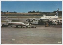 AVIONS - 25 - Edts Thill - Caravelle & Boeing 747 Jumbo-Jet. - 1946-....: Ere Moderne