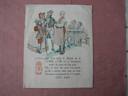 Maison De La Gerbe D'Or 1907 Catalogue 20 Pages 22X27 Bijouterie, Joallerie,horlogerie,bronzes, Etc... - Boucles D'oreilles