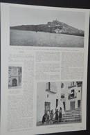 75/ Coupure De Presse-clipping - 3 Pages - Année 1935 - ESPAGNE - BALEARES - IBIZA - Livres, BD, Revues