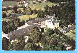 Natoye (Hamois)-1972-Vue Aérienne-Relais Patro-Château Fabribeckers-actuellement Centre D'accueil De La Croix-Rouge - Hamois