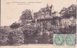 CPA - Château De BEYNAC - Bergerac