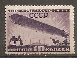 Russia Soviet RUSSIE URSS 1930 Airship MvLH - 1923-1991 URSS